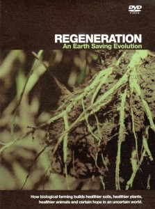 Regeneration: An Earth Saving evolution